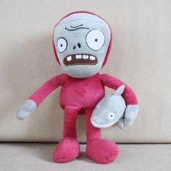 Plants Vs Zombies Plush Toys - Dolphin Zombie 30cm/12Inch