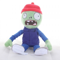 Plants Vs Zombies Plush Toys - Skating Zombie 30cm/12Inch