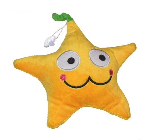 Plants VS Zombies Series Plush Toys Starfruit 15cm/6Inch