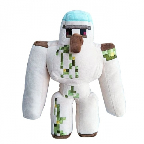 Minecraft Iron Golem Plush Stuffed Toy 36cm/14Inch
