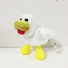 Minecraft Chicken Plush Toy Stuffed Dolls 20cm/8inch