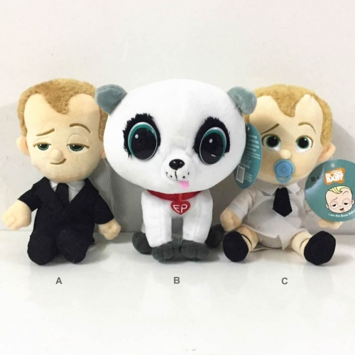 The Boss Baby Plush Toys Stuffed Dolls 20cm/8Inch