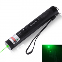 2000MW High Power Green Laser Pointer Pen Safety Lock YJ-Laser-301