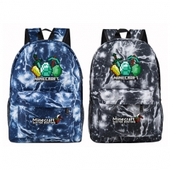 Minecraft Sword & Pick Lightning Fashionable Backpacks Shoulder Rucksacks Schoolbags