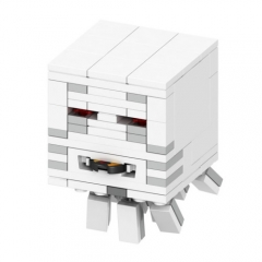 Minecraft Ghast Lego Compatible Building Block Toys Mini Figures B046