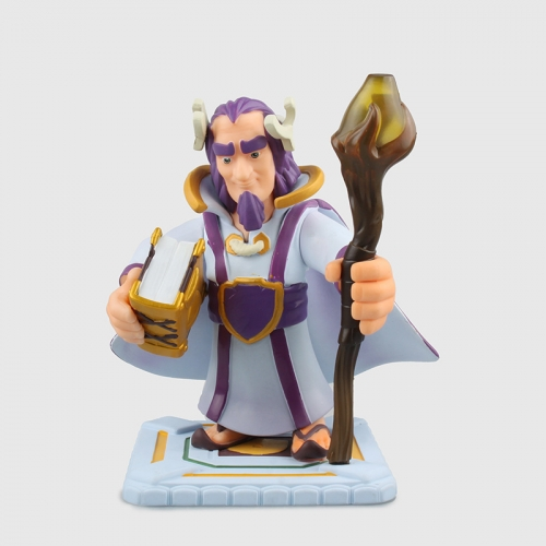 Clash of Clans Grand Warden PVC Action Figure Toy 16cm/6.3Inch Tall