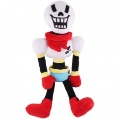 Undertale Papyrus Plush Toy Stuffed Doll 38cm/15Inch Tall