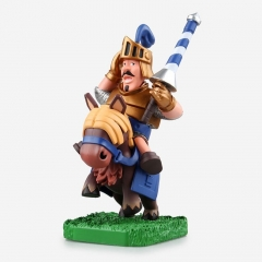 Clash of Clans Knight PVC Action Figure Toy 16cm/6.3Inch Tall