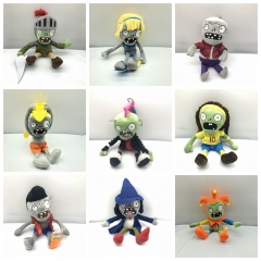 Plants Vs Zombies Plush Toys Stuffed Dolls Complete Collection of Zombies Part2