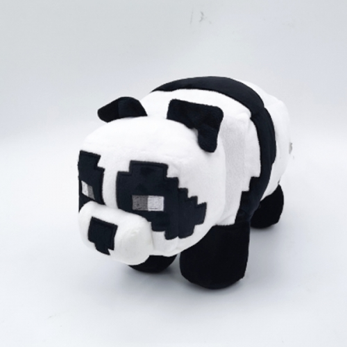 Minecraft Panda Plush Toy Stuffed Doll Big Size 28cm/11Inch