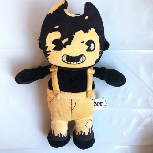 Bendy and the Ink Machine Dark Revival Sammy Lawrence Plush Doll 28CM/11Inch